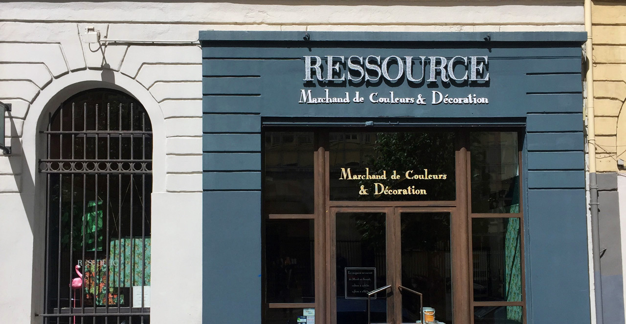 Boutique Ressource Marseille