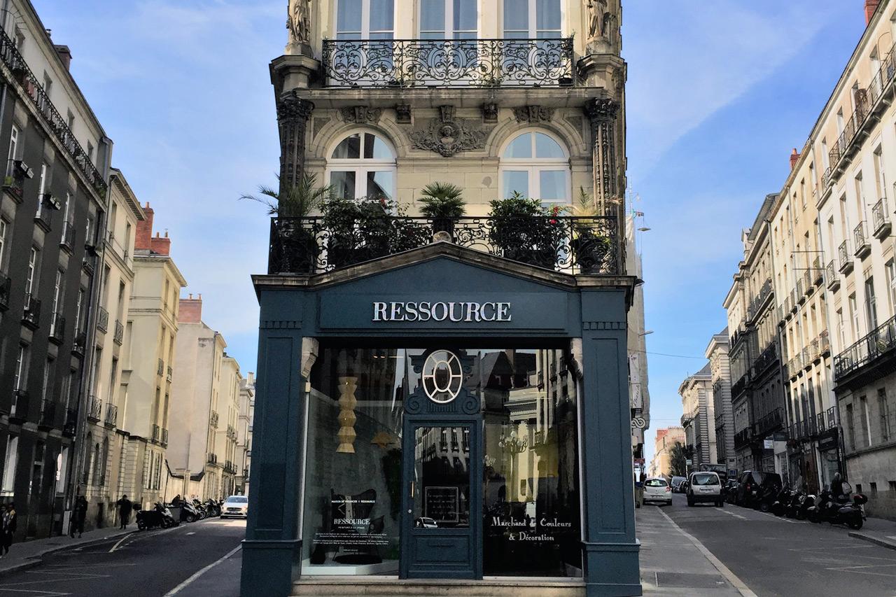 Boutique Ressource Nantes