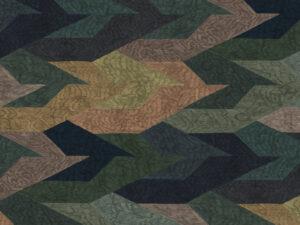 Papier Peint Ressource, Collection Faune & Flore, Motif Nuée, Variation NG07
