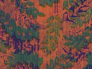 Papier Peint Ressource, Collection Faune & Flore, Motif Rameaux, Variation RG04