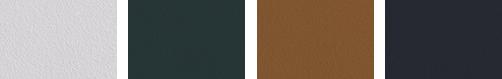 Collection Forestine, 28 teintes subtiles et complexes par Annabelle Vermont pour Ressource