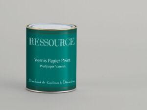 Vernis de protection pour papier peint
