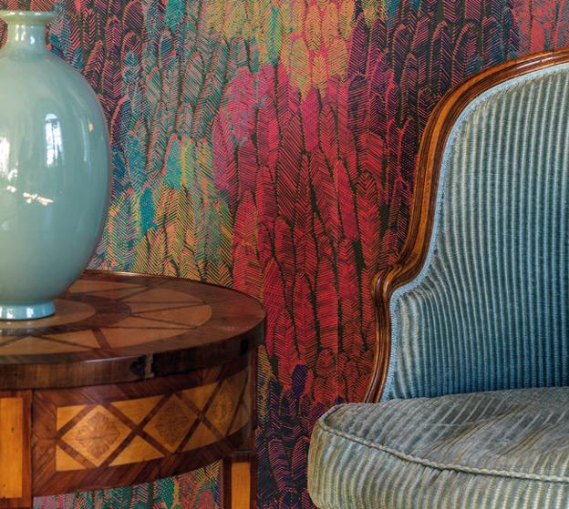 Papier Peint Ressource, Collection Faune & Flore