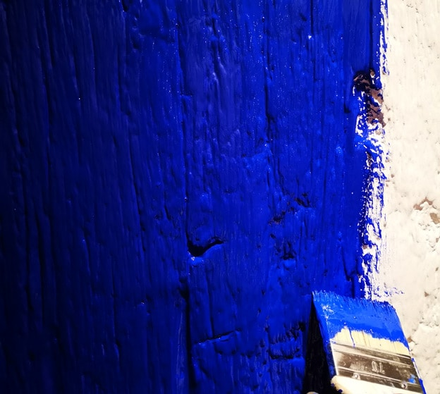 Collection Yves Klein x Ressource